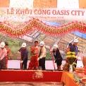 SNI Khởi Công Dự Án Oasis City