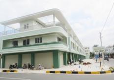 Nhà phố CV (100 m2)