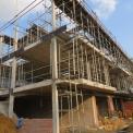 Tiến độ xây dựng nhà CV (5m x 20m)