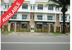 Shop house C IV - 370 for sale, The Oasis II