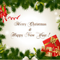 Meryy Christmas and Happy New Year