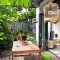 Nguyên tắc thiết kế sân vườn hợp phong thủy