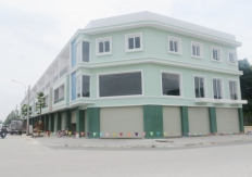 Nhà phố CV (90 m2)