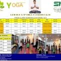 Lớp Học Yoga Dành Cho Cư Dân The Oasis