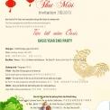 Tiệc Mừng Năm Mới/ Happy Lunar New Year party